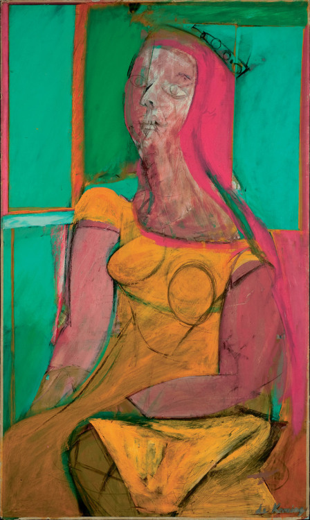 """De Kooning: A Retrospective"". A new exhibition at the MOMA featuring over 200 of his works. Really wishing I could make it into the city for this one. Aw shucks!  DIY: aztec patterned nails Hip-hop hear this: Bishop Lamont-Sodom & Gomorrah ft. DJ Rhettmatic Turtles high-five. How major is this velvet tunic?"