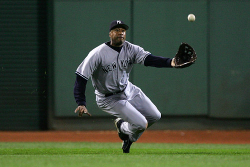 soxyanks:  LIKE this if you think Bernie Williams is Hall of Fame worthy! 16 Yrs, 1250 RBIs, 1366 Runs, 2300+ Hits, 1 Batting Title, 5 Straight All Star games, 4 straight Gold Gloves, 121 Postseason games, 22 Postseason HRs, 4 Rings