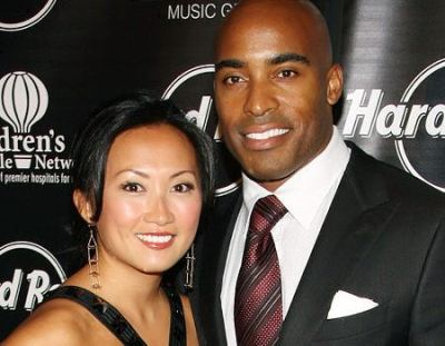 Tiki Barber bailed on his wife, who was pregnant with twins, so he could fool around with a hot 25-year old NBC intern. It was Kenneth Parcell and it was real sexy.