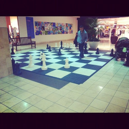 It's inside of a mall in Hayward.  (Taken with instagram)