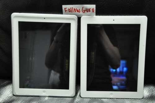 followguru:  IPAD 2 GIVEAWAY! Okay so my dad ordered an iPad 2 for my mother's birthday and they shipped it to the wrong address, somehow someone else has my address LOL. We picked it up, but told them we didn't get it so they shipped another one and now we have 2. Parents we're going to give it a friend but were indecisive, and now agreed to let me do a giveaway. SO here are the rules. *It is in almost perfect condition, just a little dust and a few fingerprints that will be cleaned. You can only reblog & like once, if I find your name more than twice your chances of winning will be gone. Must be following me http://followguru.tumblr.com Reblog with your email (optional if you don't have another way of me to contact you) Only one winner (I'm going to be using a random number generator) The winner will be announced after a short time but i'll keep you guys updated! Inbox me for any more details if you'd like, I would be more than happy to answer.