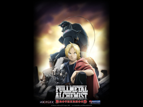My favorite anime & manga of all time, Fullmetal Alchemist! Alphonse was always my favorite for some reason. I guess I felt more sympathy for him & his armor is totally badass :3