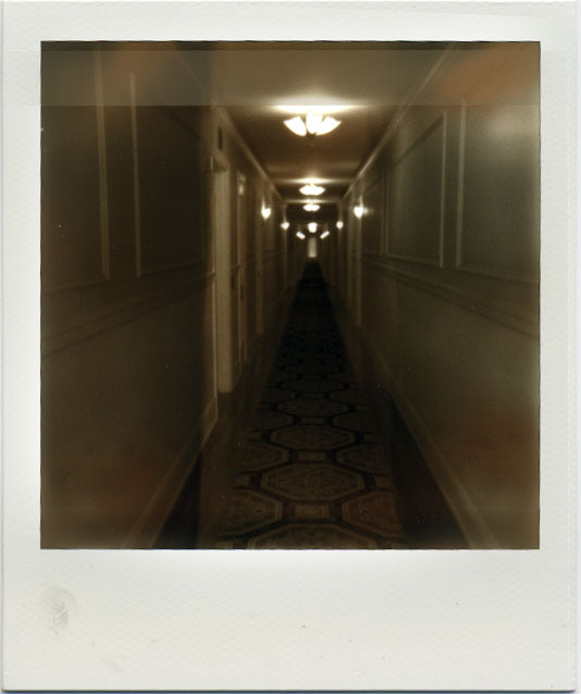 My place reminds me of the shining…