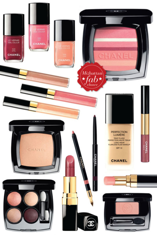 makeupof:  Chanel Spring 2012 collection! LOVE the blush