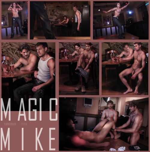 wandsinhand:New stills from upcoming movie Magic Mike (2012)