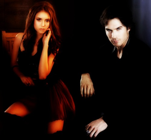 Elena with damon manip.