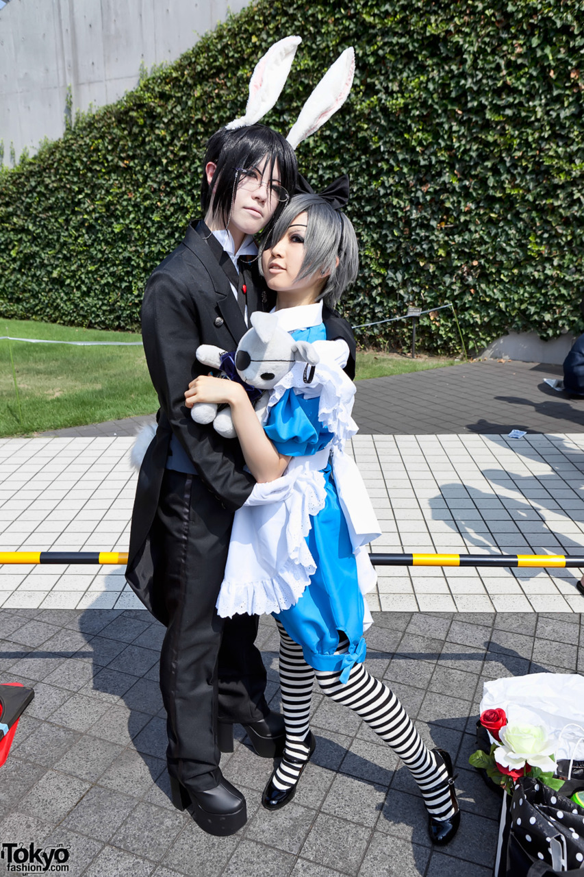 Finally finished editing/posting my Comiket #80 cosplay pictures. Now I need to get to work on my #81 pics. :-)))))