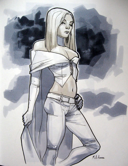 A Collection Of C2E2 2011 Convention Sketches Part I (Poorly Photographed)