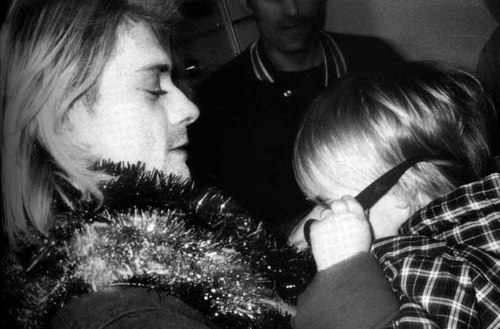 Even though he died at such a young age, Kurt loved his Frannie with all his heart. He was a great daddy.