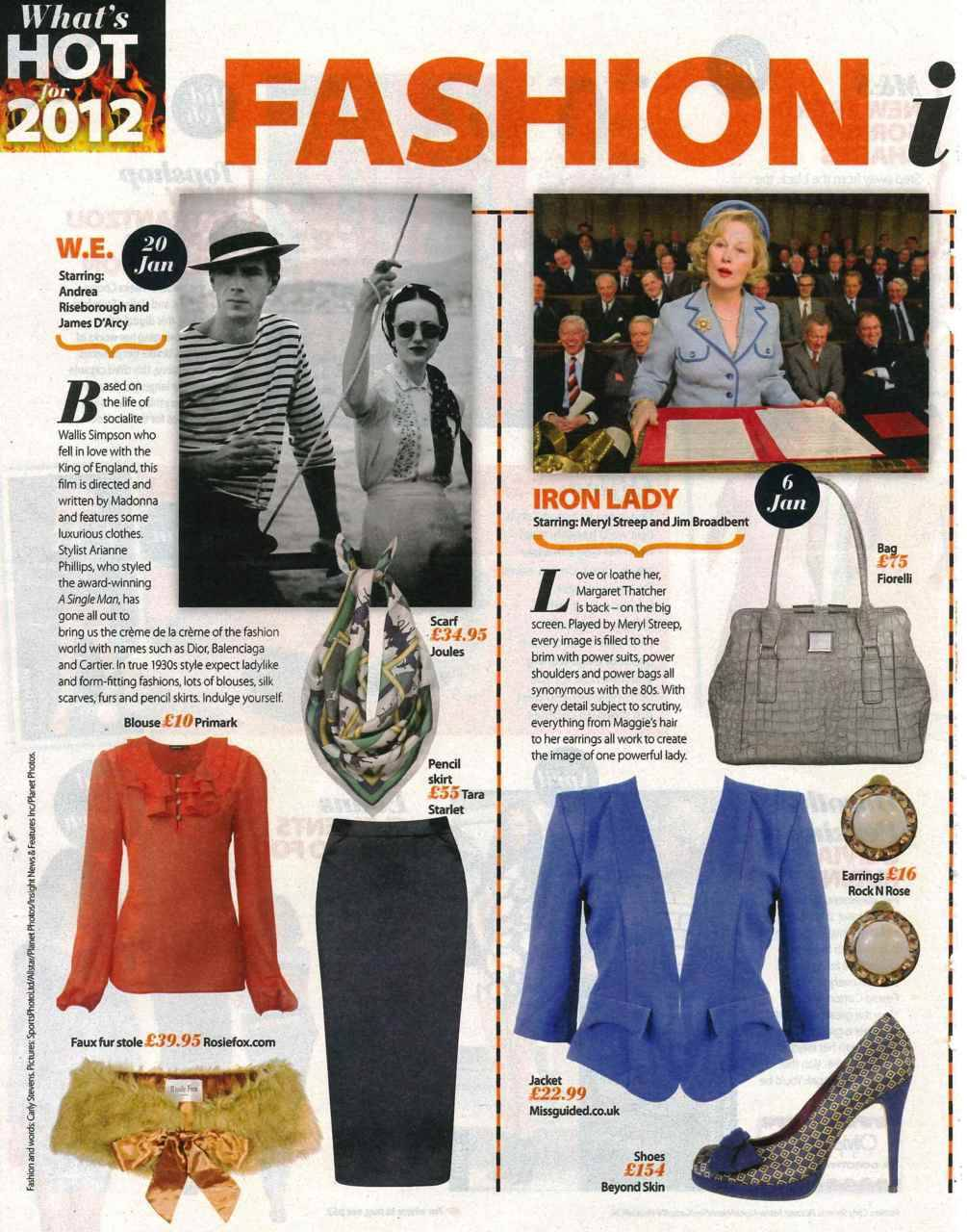 @TaraStarlet featured in Celebs on Sunday. Click to shop!