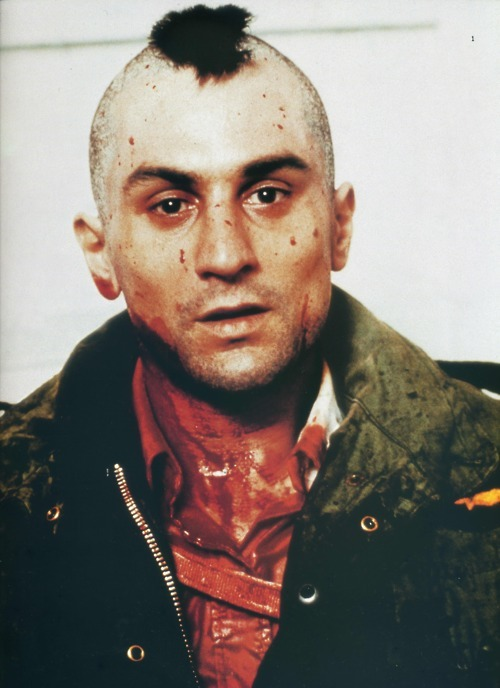 superseventies:  Robert De Niro in 'Taxi Driver', 1976.