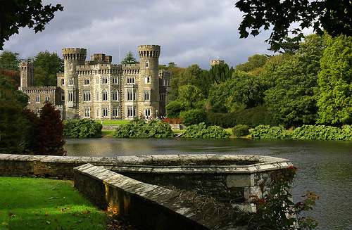 Johnstown Castle, Ireland (by Deb Snelson)