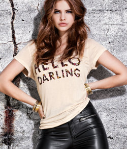 Barbara Palvin ~ HELLO DARLING ~