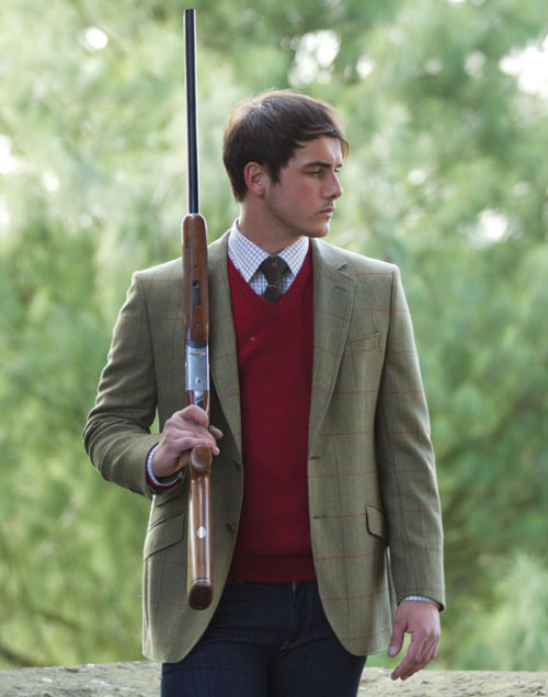 ojhbryant:  Tweed Sports Jacket