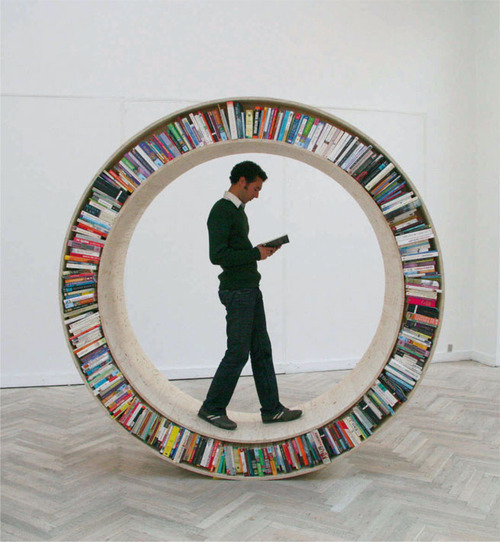 Circle myself with BOOK LOVE.