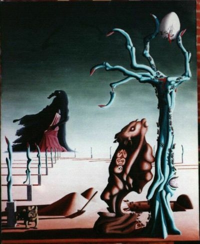 Surrealist Manifesto -credit to Salvador Dali