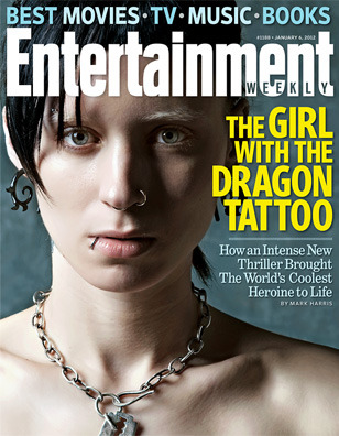 Rooney Mara (EW, January 2012)