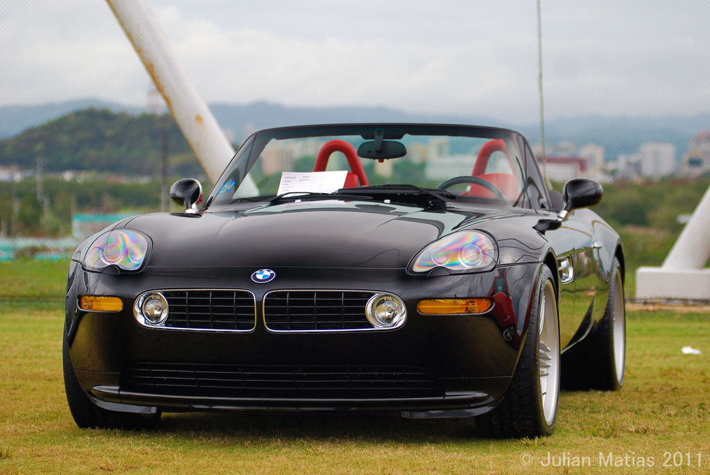 In case a regular old Z8 wasn't good enoughShot by Julian Matias