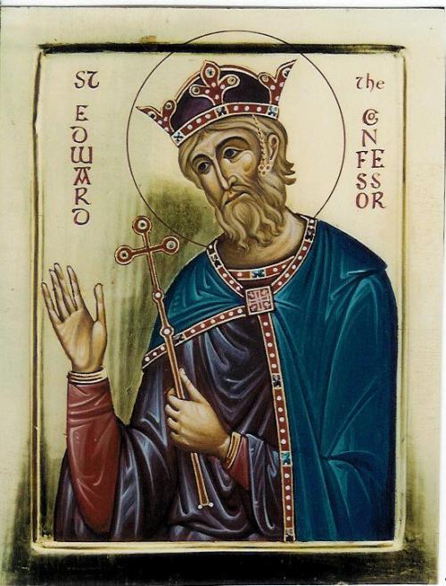Today in History - January 5, 1066 Edward the Confessor dies. He succeeded Harthacnut, son of the unfortunately named Cnut the Great, in 1042. Being dead, Edward missed the whole Battle of Hastings later that year.