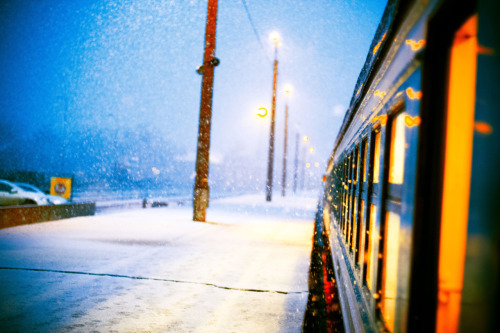 05.01.2012. First snow in Tallinn