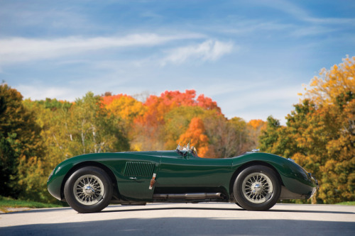 1952 Jaguar C-Type (1 of 55 made)
