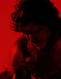 colour meme: robb stark (red)
