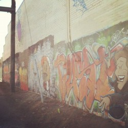 #graffiti #okc (Taken with instagram)
