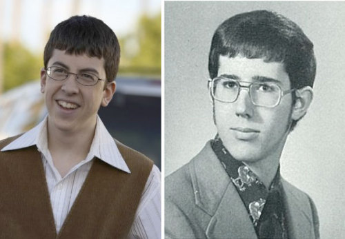 vanityfair:  Separated at Birth: Christopher Mintz-Plasse and Young Rick Santorum