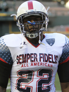 "4 Star Linebacker and Semper Fidelis Bowl All American Quanzell ""Quanzilla"" Lambert of Timber Creek high school has committed to Rutgers University.  Welcome to The Banks, Quanzell."