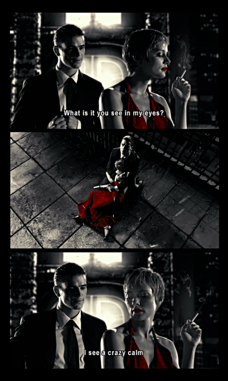 Screenshot-Collage made by www.automatiker.tumblr.com (Sin City - The Customer Is Always Right)