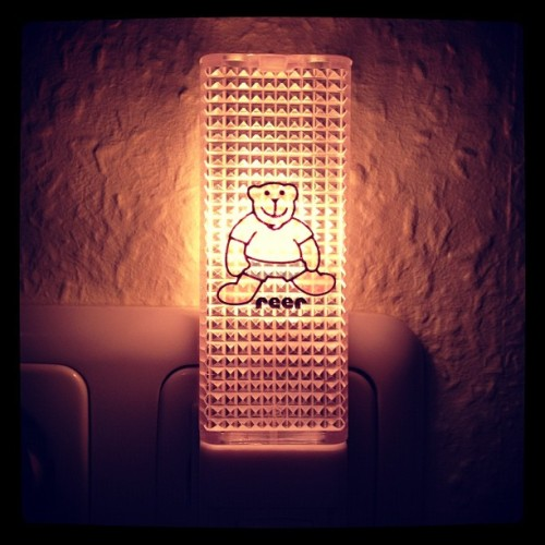 German Nightlight (Taken with instagram)