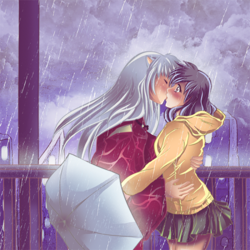 inuyasha:  ordinary—extraordinary:  Together at last.  There's something that I love about this that makes me so happy.