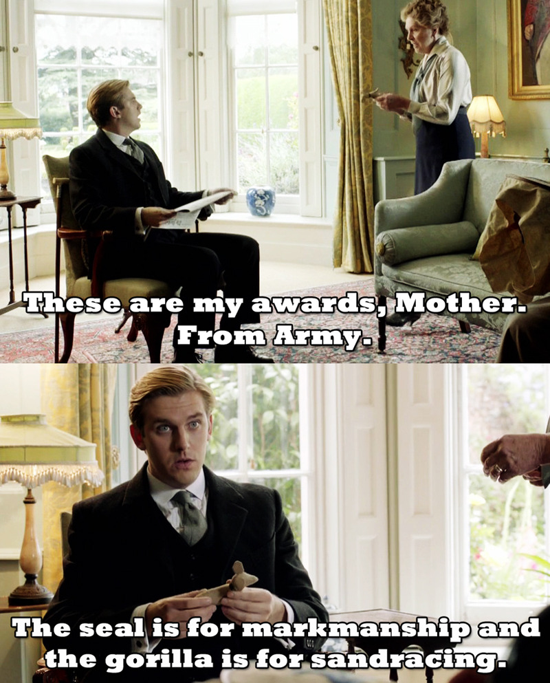 arresteddownton:  (thanks to youaremystick!)