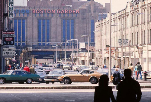 ON THIS DAY… 06 JAN 1975 I planned to play Boston Garden with Led Zeppelin  On researching for this website, I discovered that on January 6th 1975 there had been an incident at the Box Office at Boston Garden in Boston, Massachusetts that had involved a sale / non-sale of tickets to thousands of fans. Police were called and it all ended with the scheduled Led Zeppelin show being cancelled by Mayor Kevin H White (who saw red) and, even more, there was apparently a five-year ban put on the band playing the venue. I was blissfully unaware of any of these shenanigans, but the Mayor was, by all accounts, a Rolling Stones fan! I played in Boston again in 1995 at The Fleet Center with Page & Plant.