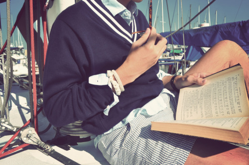 thepreppytimes:  One great place to catch up on ones reading.