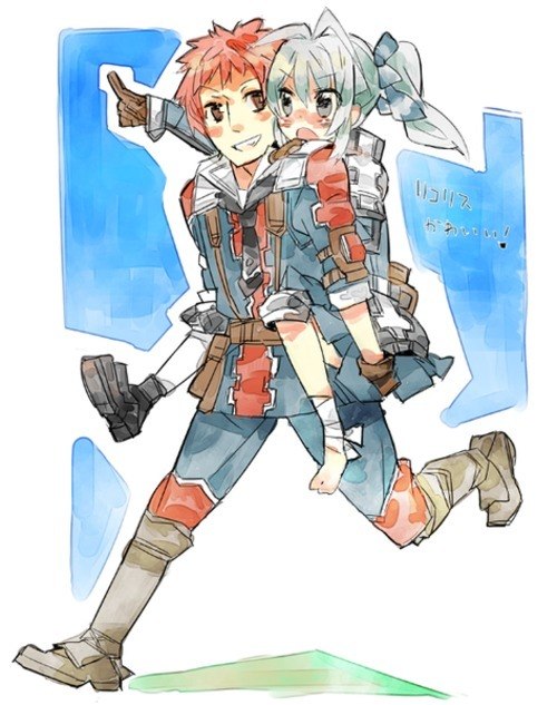 gallianchronicles:  Source: Pixiv  SO MUCH CUTE I I JUST CAN'T