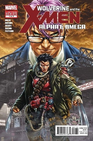 I am reading Wolverine & the X-Men: Alpha & Omega                                                  132 others are also reading                       Wolverine & the X-Men: Alpha & Omega on GetGlue.com