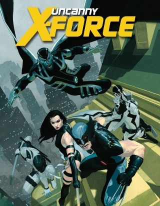 I am reading Uncanny X-Force                                                  116 others are also reading                       Uncanny X-Force on GetGlue.com