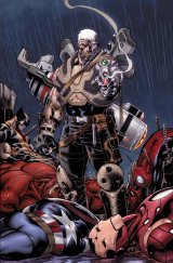 I am reading Avengers: X-Sanction                                                  155 others are also reading                       Avengers: X-Sanction on GetGlue.com