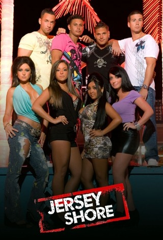 "I am watching Jersey Shore                   ""I watched the Jersey Shore trailer.""                                            806 others are also watching                       Jersey Shore on GetGlue.com"