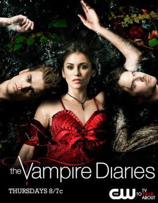 I am watching The Vampire Diaries                                                  6437 others are also watching                       The Vampire Diaries on GetGlue.com