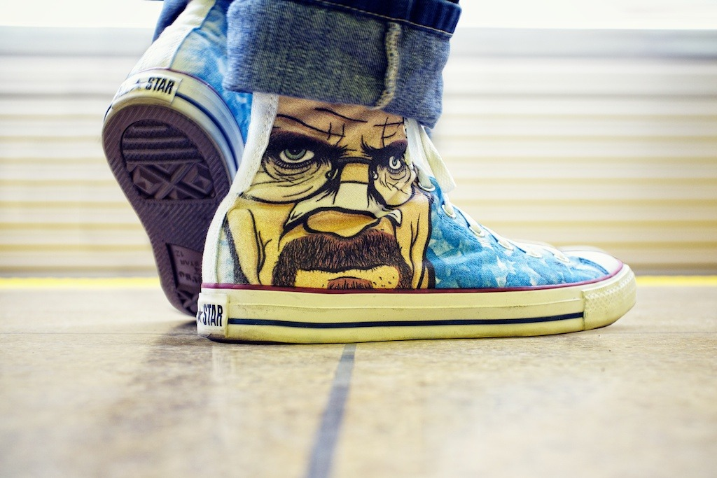 #95: 5-1-2012 - Breaking Bad Converse, Toronto