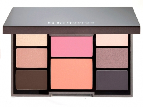 makeupof:  Laura Mercier 'Lingerie' Spring 2012 Makeup Collection