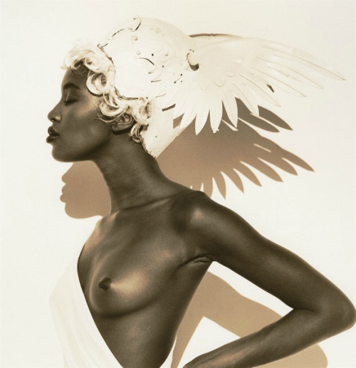 opethestylist:  .::love::. Naomi Campbell by Herb Ritts.