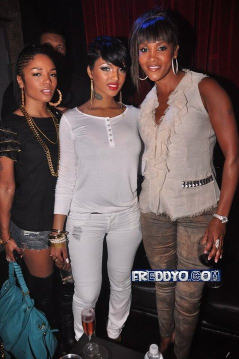 Throwback Thursday - Rasheeda , Lola Monroe , Vivica Fox