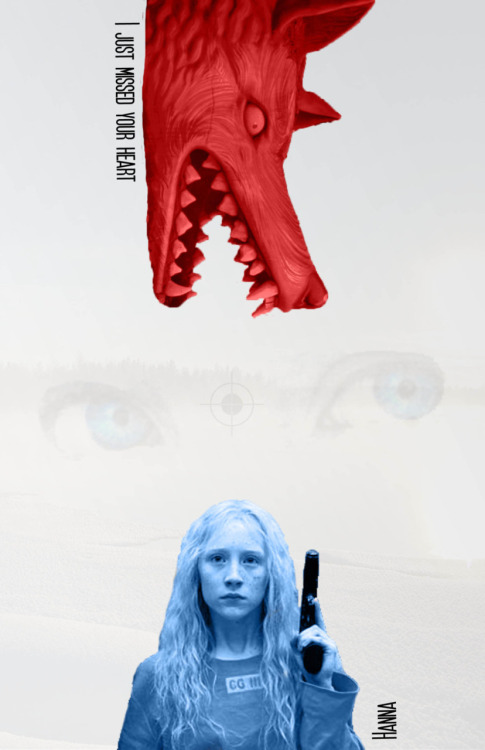 "[365 Films] - Hanna (2011) ""Adapt or die."" Rating - 9/10"