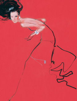 Fashion 1 by David Downton