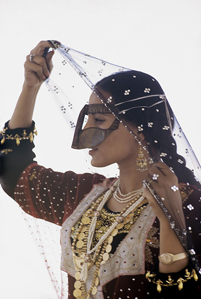 Dubai, United Arab Emirates, 1971 photographed by Eve Arnold