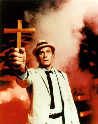 Nightstalker!!!  Oh Kolchak, your suit is so groovy!
