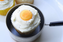 Bacon Cupcakes: Sunny Side Up click here for the recipe!